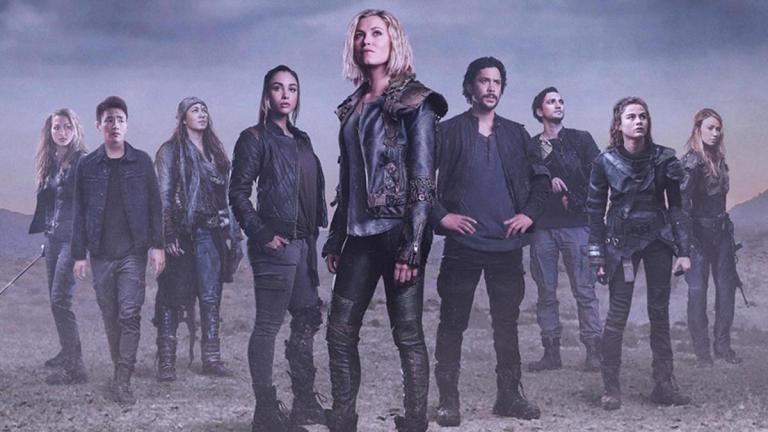 The 100 Series Cast