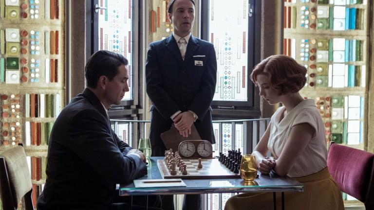 The Queens Gambit Netflix Anya Taylor-Joy Review