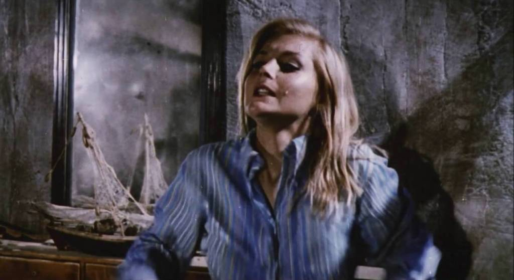 Carol Lynley in The Shuttered Room