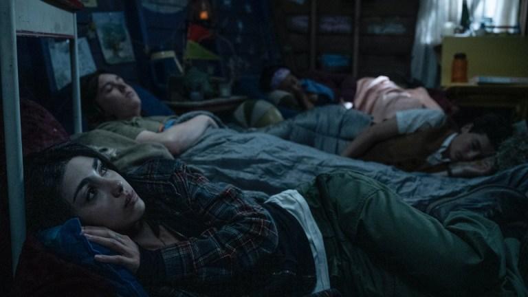 The Walking Dead World Beyond Episode 2 Blaze of Gory