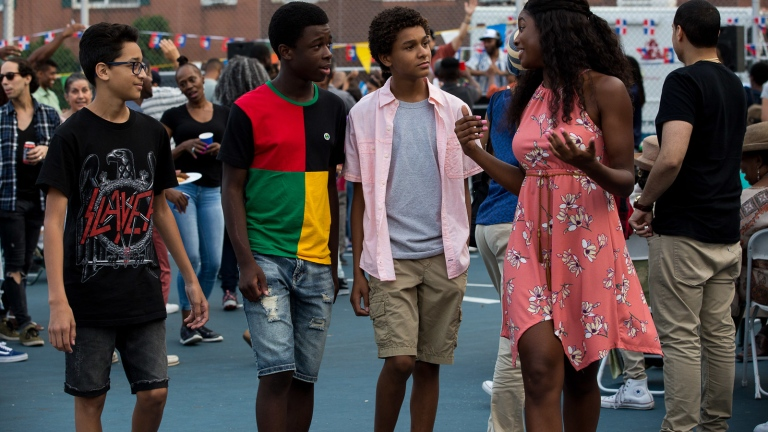 Vampires vs. the Bronx Review: Young Bloods Clean Up the Concourse | Den of  Geek