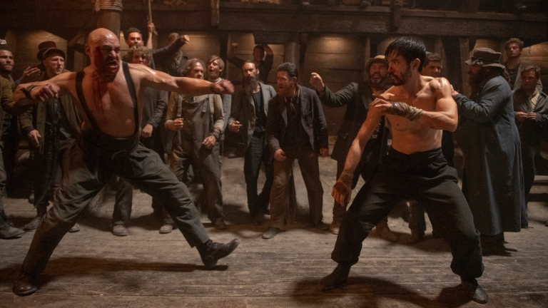 Warrior Season 2 Episode 1 Review Learn to Endure Or Hire a Bodyguard