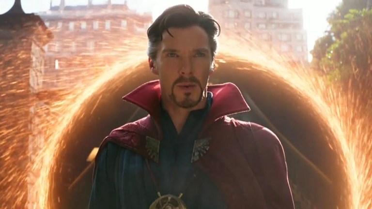 Doctor Strange in 'Avengers: Infinity War'