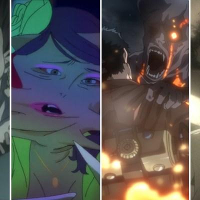 Best Horror Anime Netflix