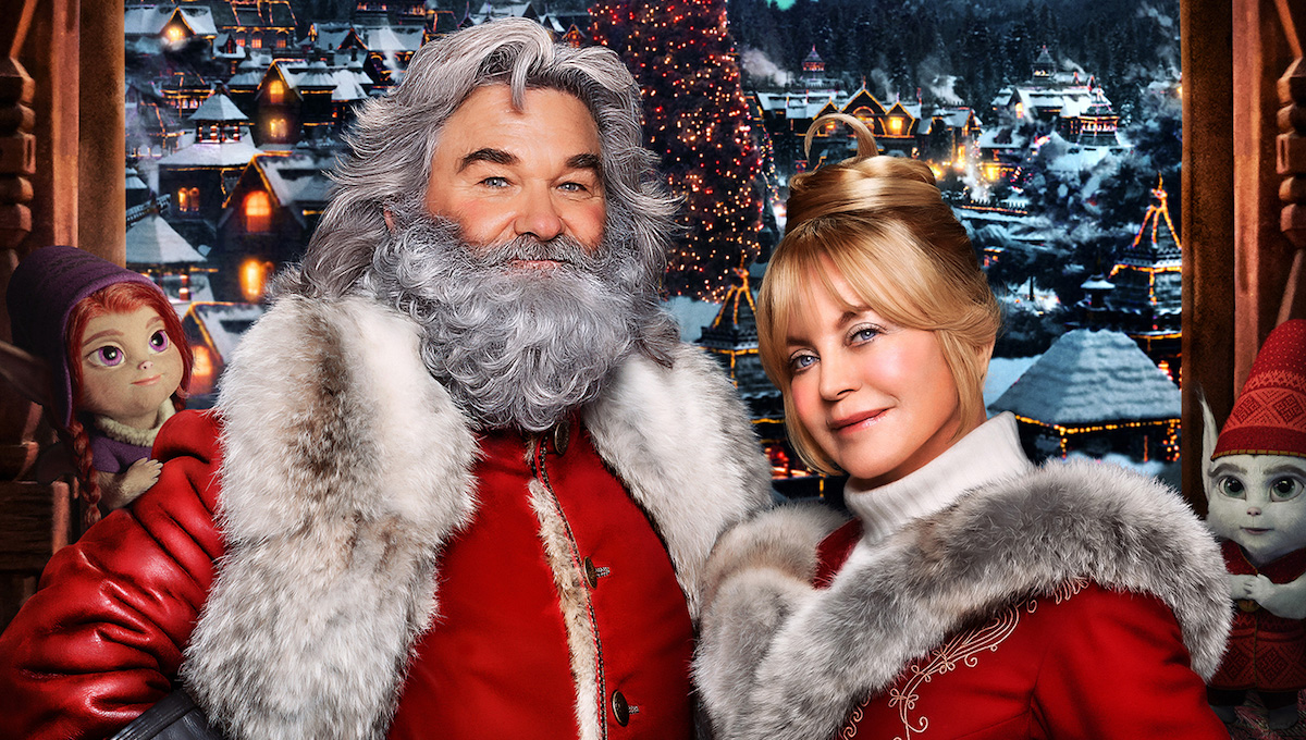 The Christmas Chronicles 2 Trailer Has Kurt Russell Back as Santa for  Netflix Film | Den of Geek
