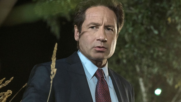 David Duchovny, The X-Files Season 11