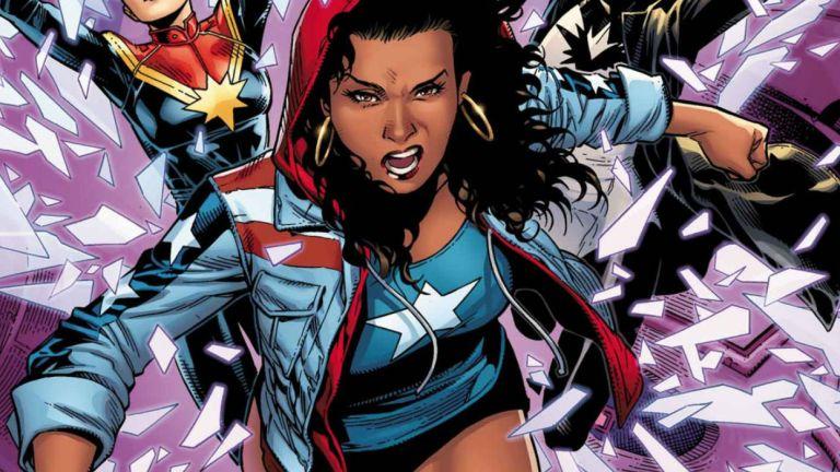 America Chavez in Doctor Strange 2?