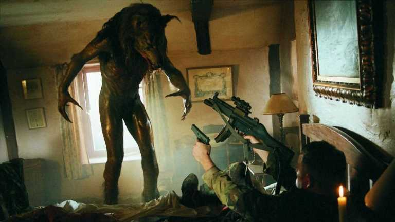 Dog Soldiers Werewolf