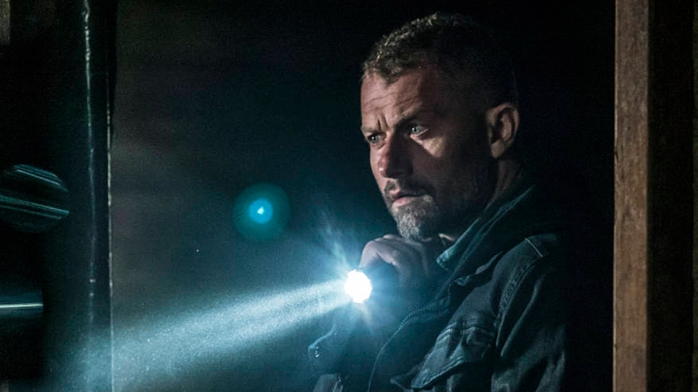James Badge Dale in The Empty Man