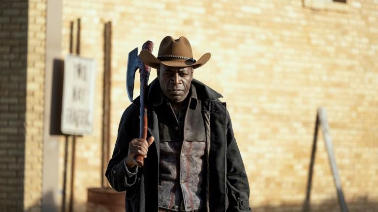 Fear the Walking Dead Emile