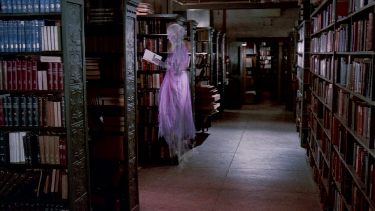 Ghostbusters-library
