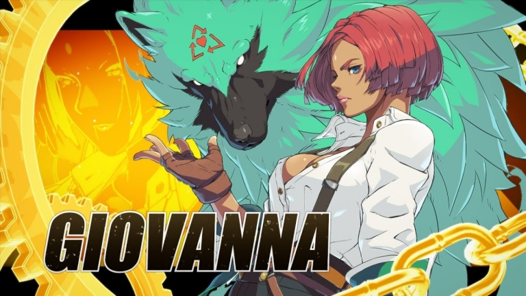 Giovanna from Guilty Gear Strive