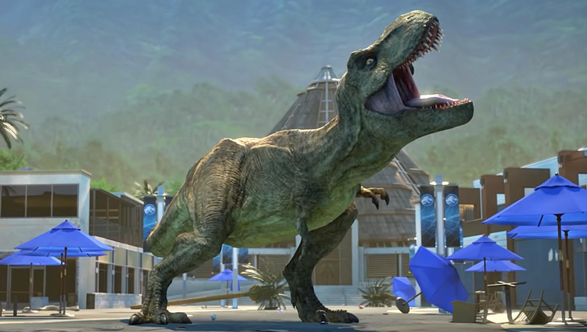 Jurassic World 2 Kinox