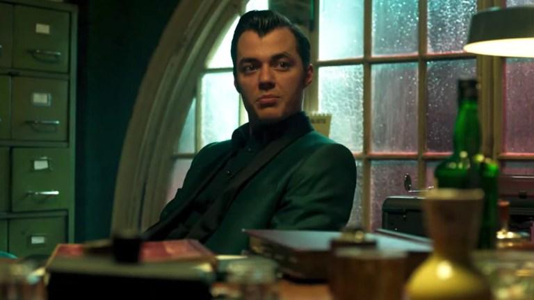 Jack Bannon on Pennyworth Season 2