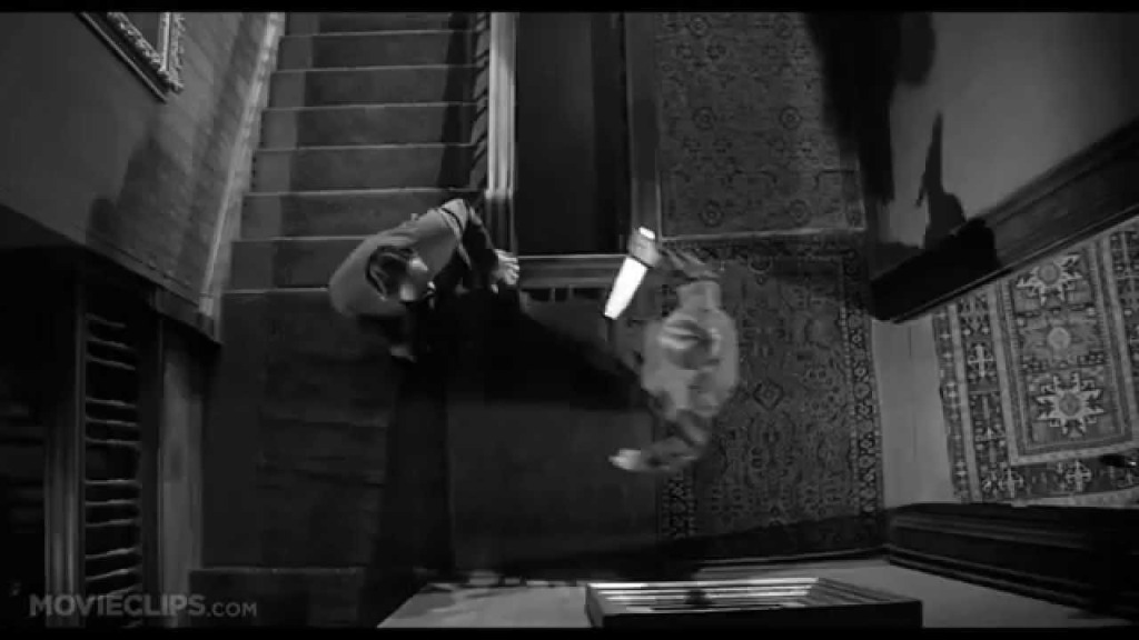 Psycho stairs