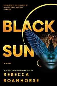Cubierta de sol negro de Rebecca Roanhorse