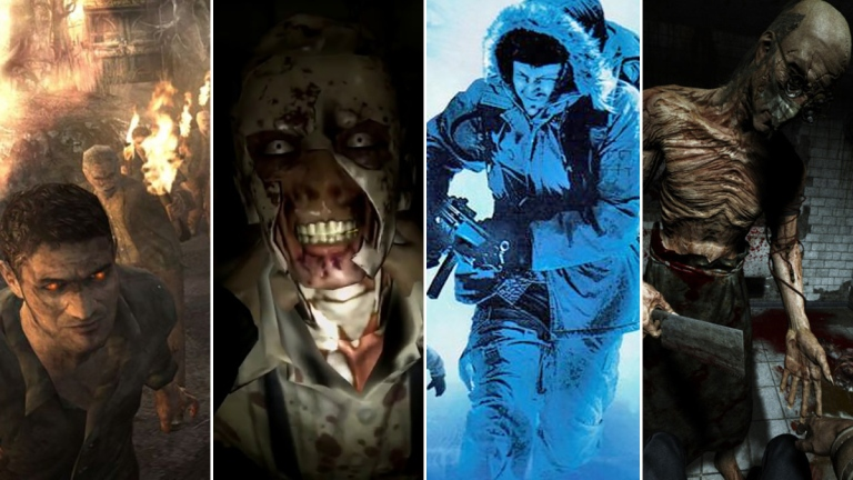 Scariest Horror Games