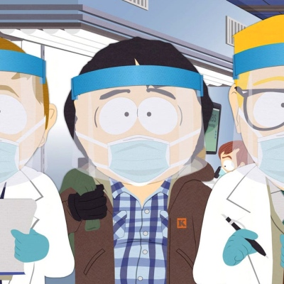 South Park Pandemic Special; Randy Marsh