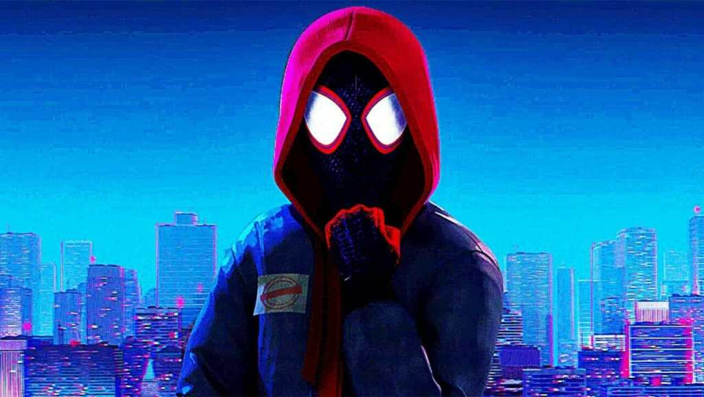 Spider-Man: Into the Spider-Verse Costume