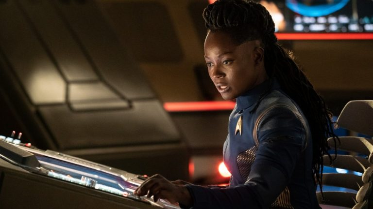 Star Trek Discovery Season 3 Episode 2 Easter Eggs References Den Of Geek