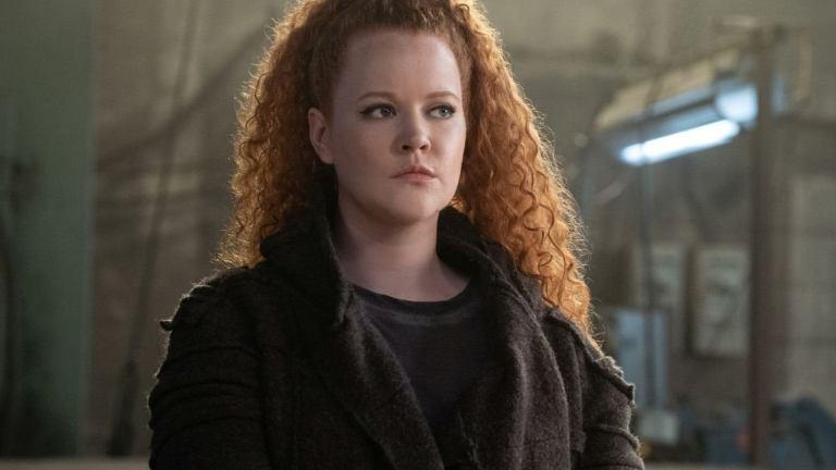 Tilly in Star Trek: Discovery Season 3 Episode 2