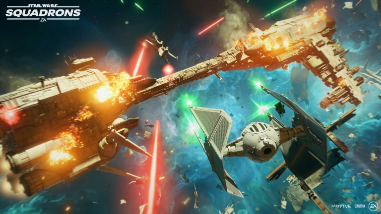 Star Wars Squadrons Tips and Tricks