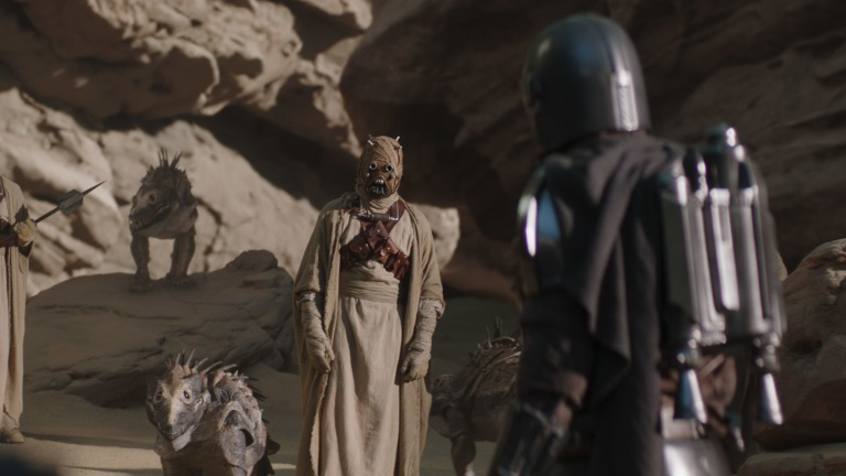 Star Wars: The Mandalorian Season 2 Episode 1 Easter Eggs