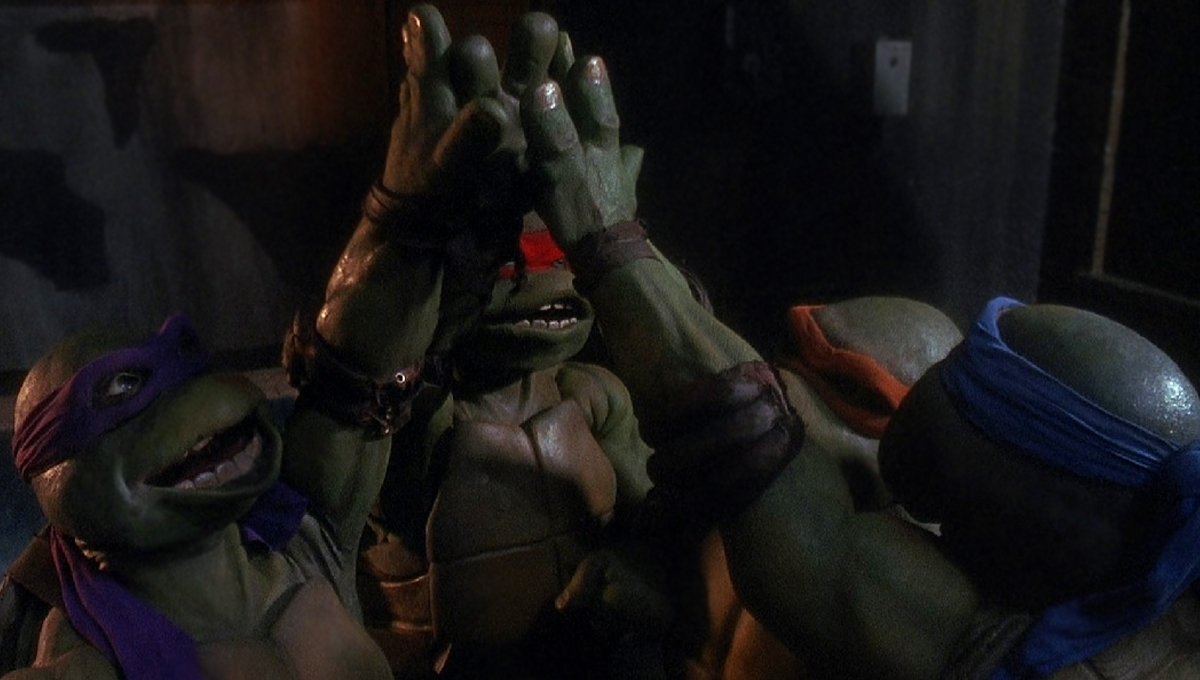 Teenage Mutant Ninja Turtles Is Returning To Theaters For Its 30th Anniversary Den Of Geek