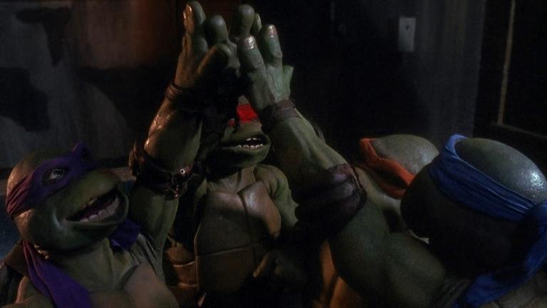Teenage Mutant Ninja Turtles 1990 movie