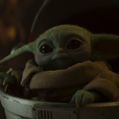 The Mandalorian Season 2 Baby Yoda