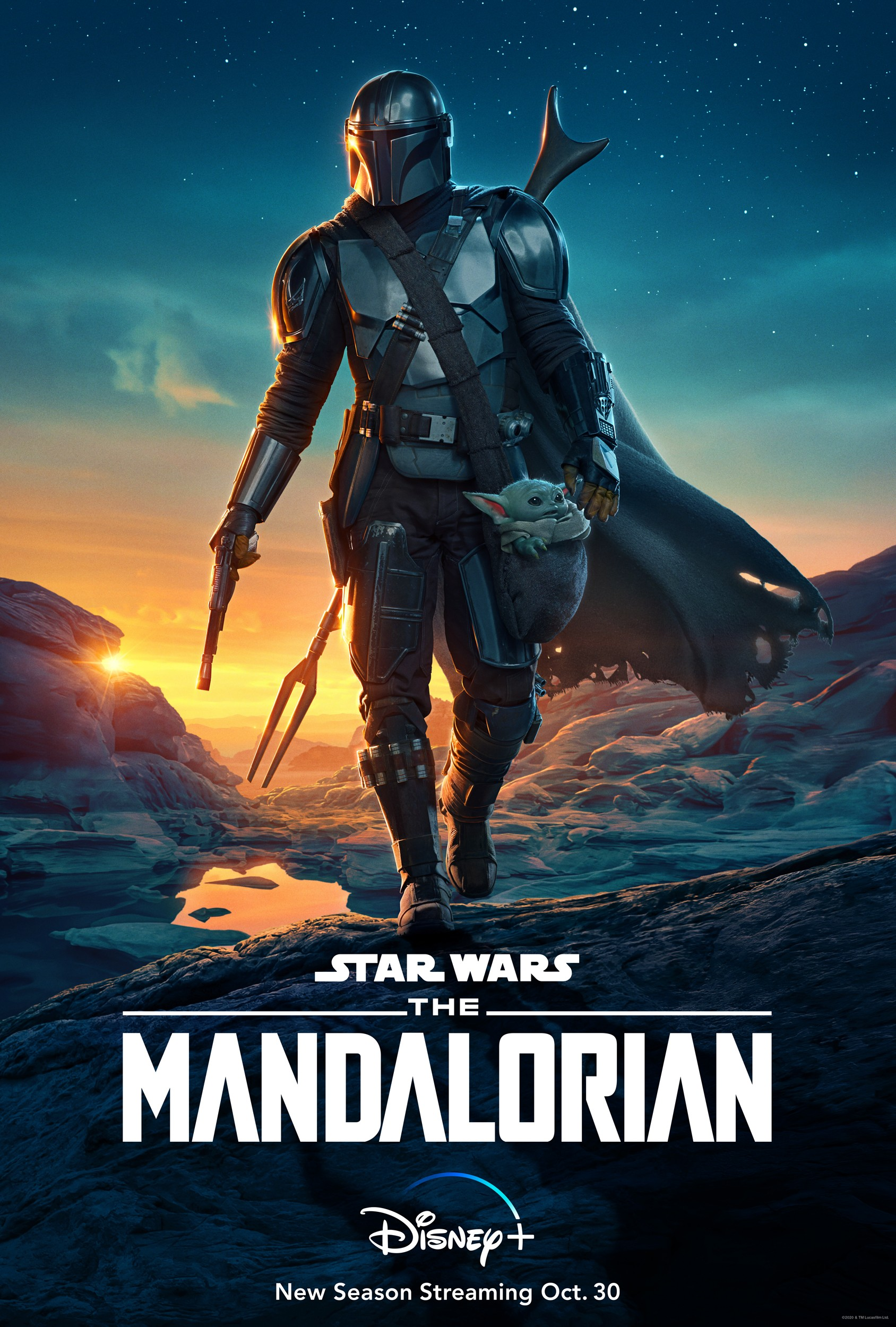 Star Wars: The Mandalorian Season 2 Episode 4 Release Time and Episode Schedule