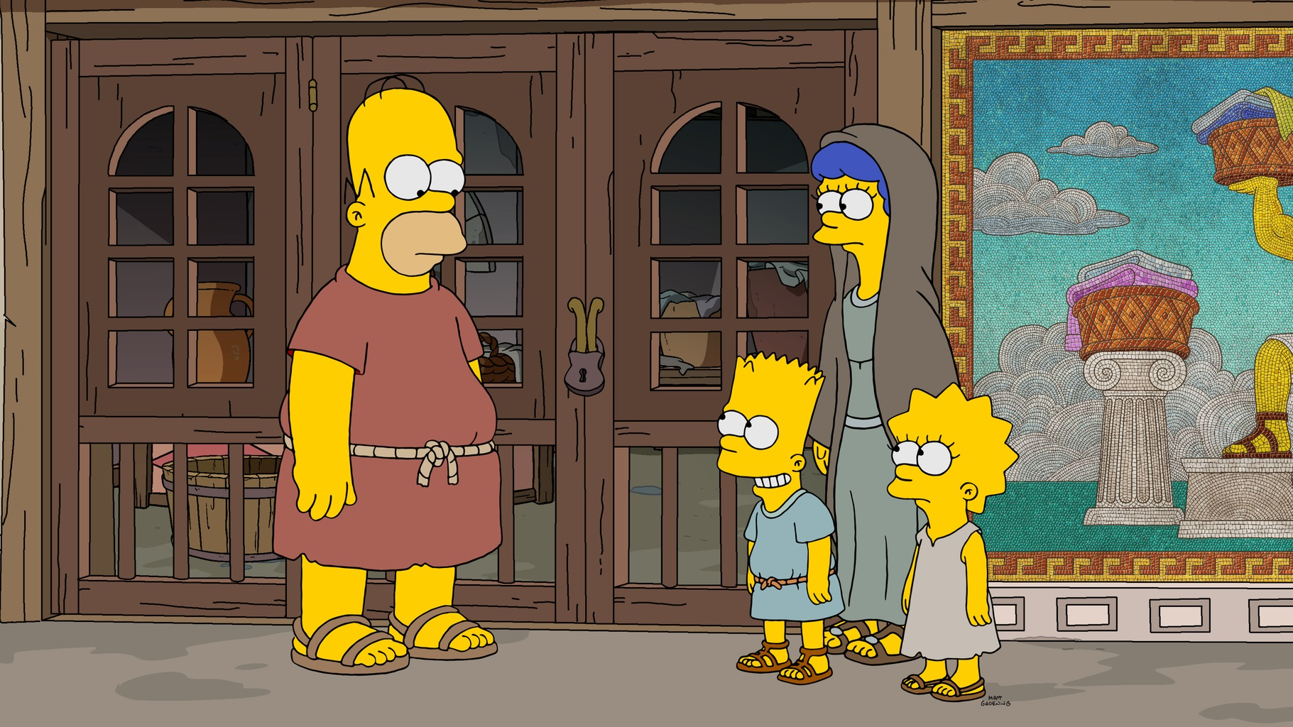 The Simpsons Season 32 Episode 2 Review I Carumbus Den Of Geek