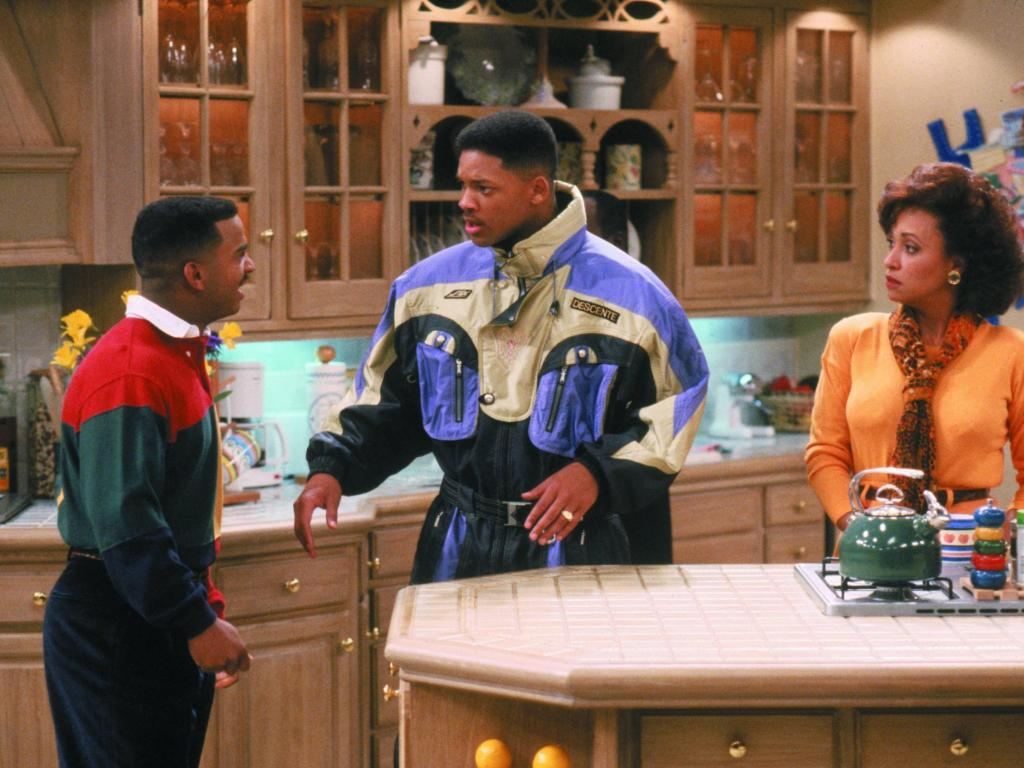 "Best Thanksgiving TV Episodes - The Fresh Prince of Bel-Air ""Talking Turkey"""