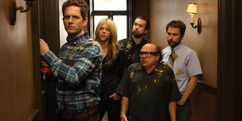 "Best Thanksgiving TV Episodes - It's Always Sunny in Philadelphia ""The Gang Squashes Their Beefs"""