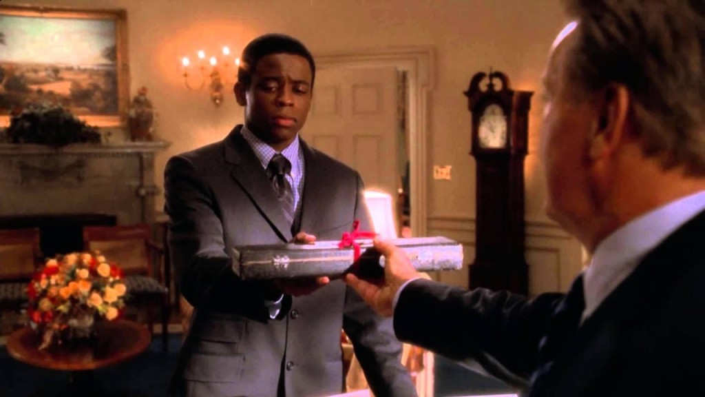 "Best Thanksgiving TV Episodes - The West Wing ""Shibboleth"""