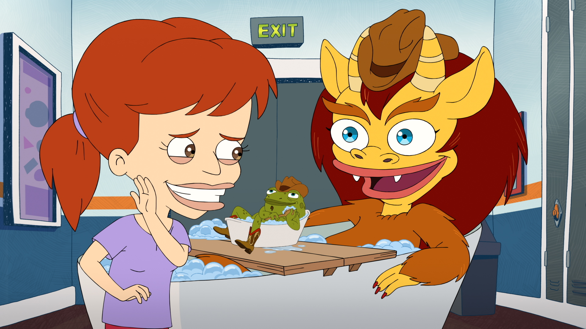 Big Mouth Season 4 Review Spoiler Free Den Of Geek