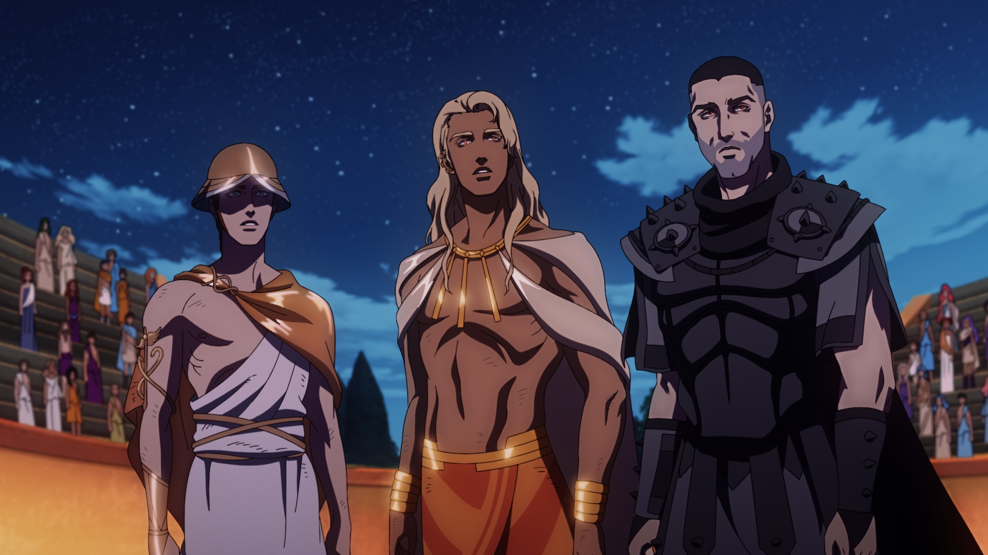 Blood of Zeus Season 2: What to Expect | Den of Geek