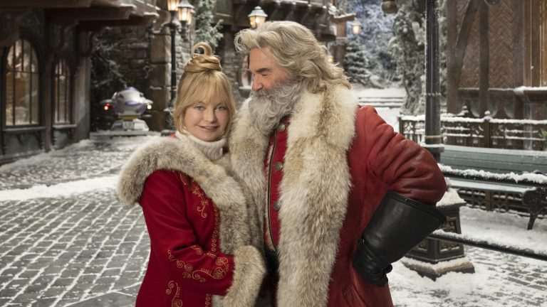 Christmas Chronicles 2 Review Kurt Russell and Goldie Hawn