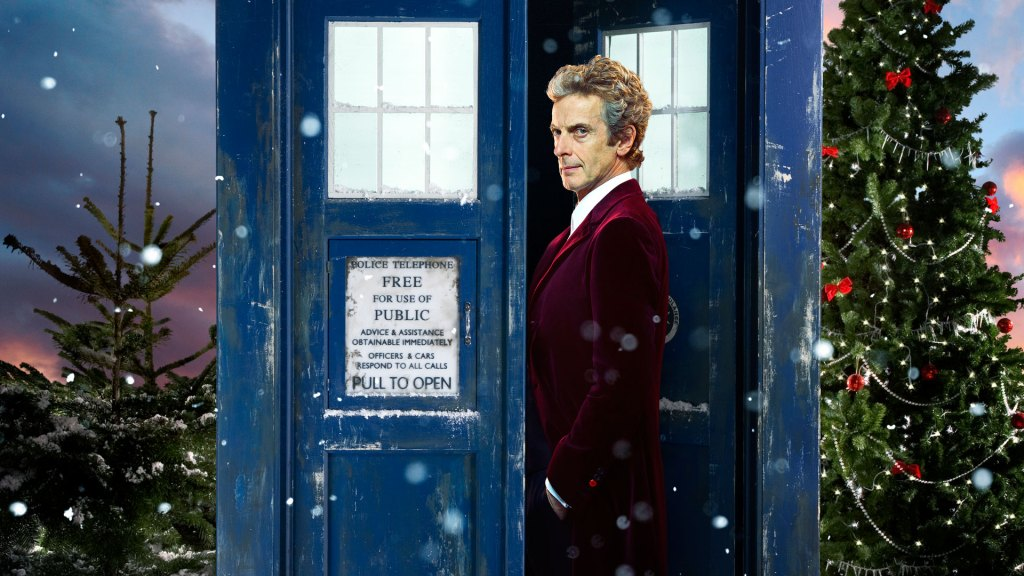 Christmas Movies HBO Max - Doctor Who