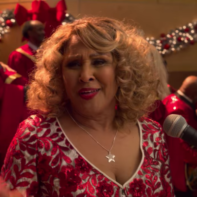 Darlene Love in The Christmas Chronicles 2