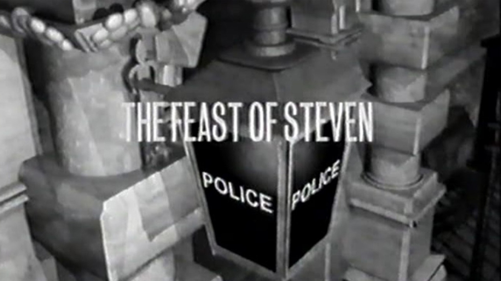 Doctor Who El plan maestro de Daleks La fiesta de Steven Título