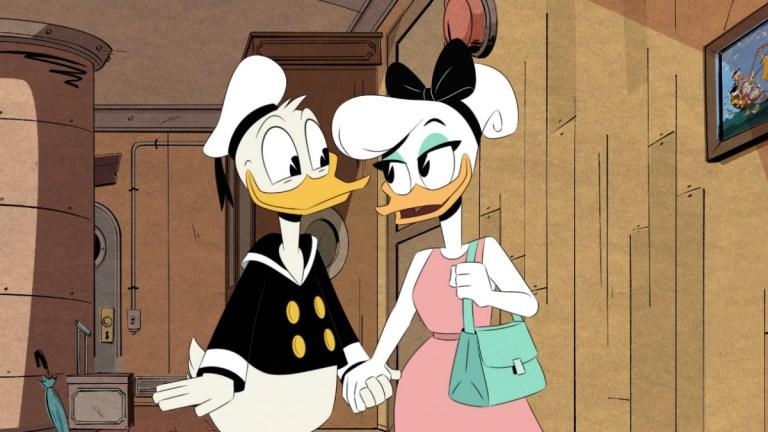 DuckTales Season 3 Episode 15 New Gods On The Block