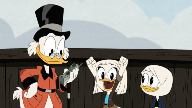 DuckTales Season 3 Episode 16 The First Adventure!