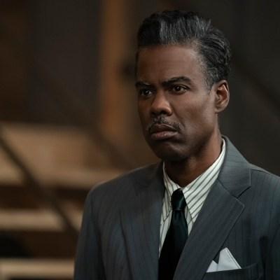 Chris Rock as Loy Cannon on FX's Fargo