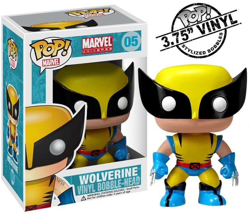 Funko POP! Marvel: Wolverine Vinyl Figure