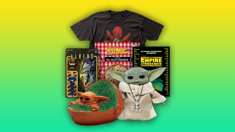 Geeky Holiday Gift Guide