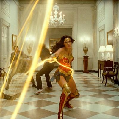 HBO Max December 2020 Wonder Woman 1984