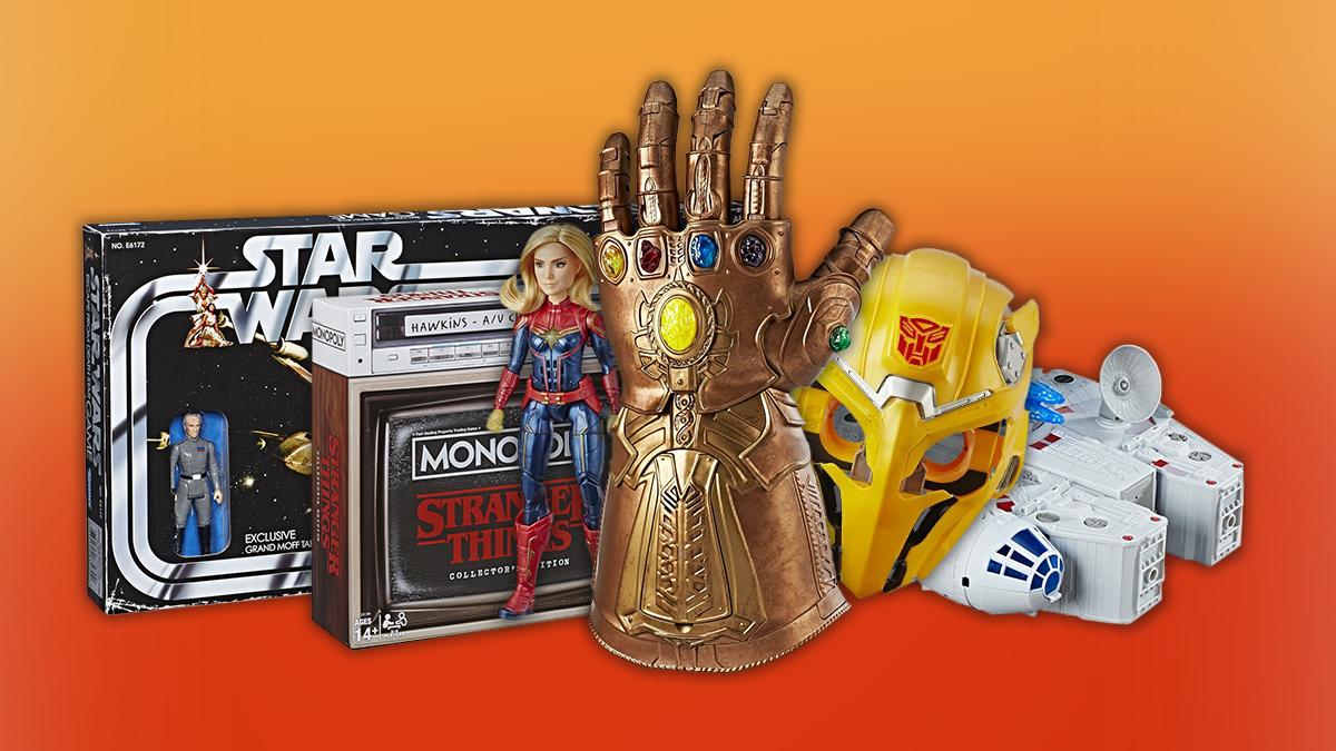 Hasbro Holiday Gift Guide