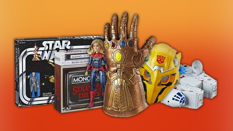 Hasbro Holiday Gift Guide