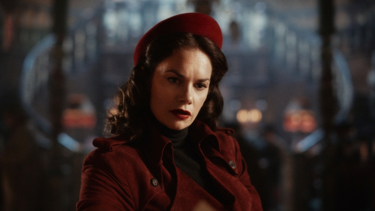 His Dark Materials 203 Ruth Wilson as Mrs Coulter